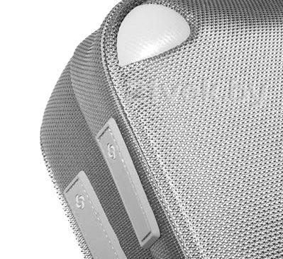 Кейс для ноутбука Samsonite X'ion 3 (U27*25 016) - защитные вставки