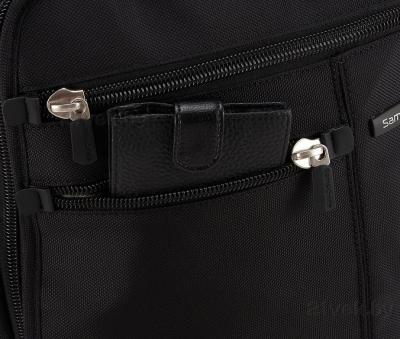 Рюкзак для ноутбука Samsonite Avior (U89*09 007) - карман для портмоне