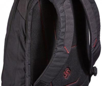 Рюкзак для ноутбука Samsonite Finder Laptop Backpack (U42*09 002) - вид сзади