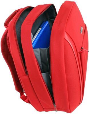 Рюкзак для ноутбука Samsonite Sahora ReGeneration (U20*00 016) - в раскрытом виде