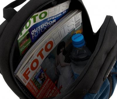 Рюкзак для ноутбука Samsonite Urbnation (U73*51 007) - в раскрытом виде