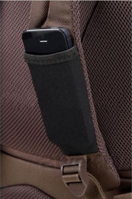 Рюкзак для ноутбука Samsonite X'Blade 2.0 Business (23V*13 007) - карман дял телефона на шлейке