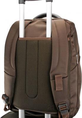 Рюкзак для ноутбука Samsonite X'Blade Business (V71*03 105) - крепление на чемодане