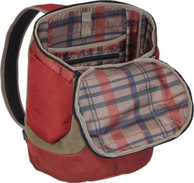 Рюкзак для ноутбука Samsonite X-Covery (76U*00 003) - в раскрытом виде