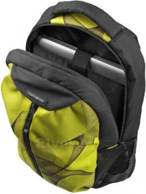Рюкзак для ноутбука Samsonite Urbnation (U73*54 010) - в раскрытом виде
