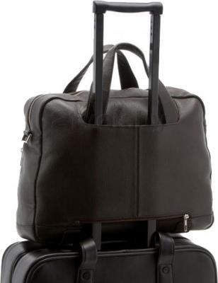 Сумка для ноутбука Samsonite Corbus (U26*13 004) - крепление на чемодане
