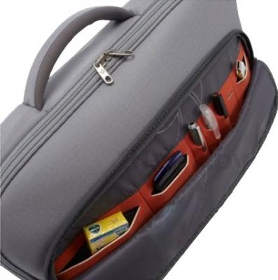 Сумка для ноутбука Samsonite Monaco ICT (U32*08 004) - боковой карман