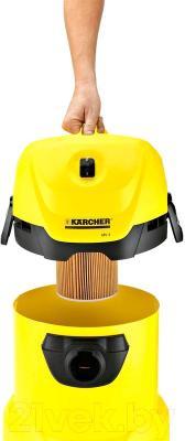 Пылесос Karcher MV 3 / WD 3 (1.629-801.0)