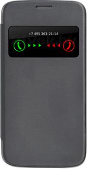 Смартфон Explay A600 (Black) - в чехле