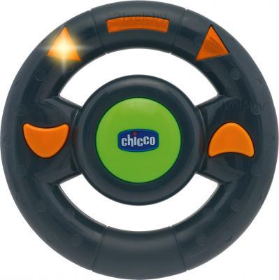 Радиоуправляемая игрушка Chicco Билли - большие колеса (желтая) - руль