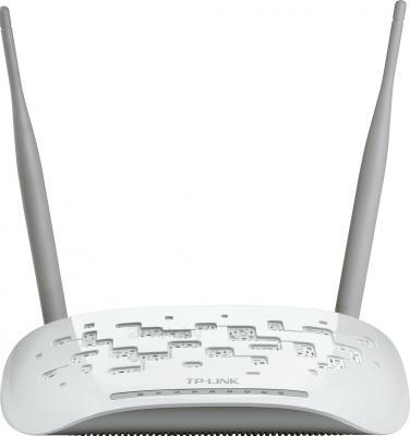 Беспроводной маршрутизатор TP-Link TD-W8961NB - фронтальный вид