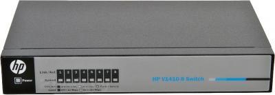 Коммутатор HP J9661A - вид спереди