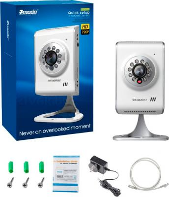 IP-камера Zmodo ZH-IXA15-WC - комплектация