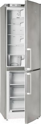 Холодильник с морозильником ATLANT ХМ 4421-080 N - внутренний вид