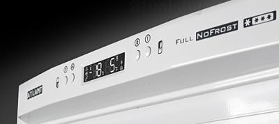 Холодильник с морозильником ATLANT ХМ 4423-180 N - панель управления