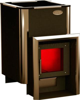 Печь-каменка 1ВПК ИВА-30 Элит Б (ПБ.И30.ЭЛ.Б) - общий вид