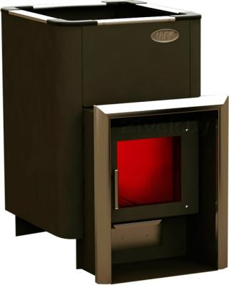 Печь-каменка 1ВПК ЕНИСЕЙ-36 Премиум Т/О (ПБ.Е36.П.ТОУ) - общий вид