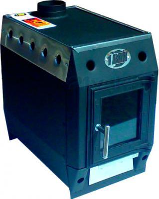 Печь отопительно-варочная 1ВПК ГЕСТА-2 (ПОВ.Г200.01) - общий вид