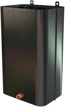 Навесной бак 1ВПК Б430.Н45 - общий вид