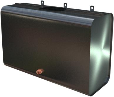 Горизонтальный бак 1ВПК Б430.ГР80 - общий вид
