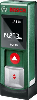 Дальномер лазерный Bosch PLR 15 (0.603.672.021) - общий вид