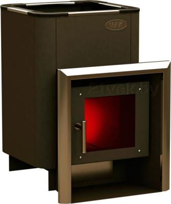 Печь-каменка 1ВПК ИВА-22 Премиум Т/О (ПБ.И22.П.ТОП) - общий вид