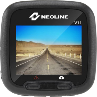 Автомобильный видеорегистратор NeoLine Cubex V11 - дисплей