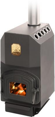 Печь отопительная Теплодар ТОП 140 (с чугунной дверцей) - общий вид