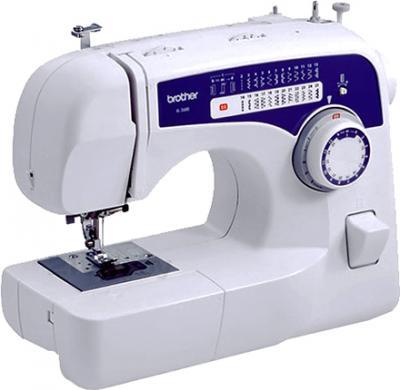 Швейная машина Brother XL-2600 - общий вид