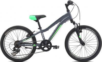Детский велосипед Fuji Dynamite 20 Boys (10, Dark Gray, 2014) - общий вид