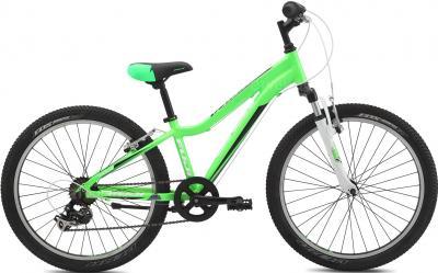 Велосипед Fuji Dynamite 24 Boys (12, Green, 2014) - общий вид