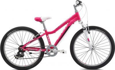 Велосипед Fuji Dynamite 24 Girls (12, Pink, 2014) - общий вид