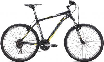 Велосипед Fuji Nevada 1.9 (21, Black, 2014) - общий вид