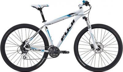 Велосипед Fuji Nevada 29 1.6 Disc (19, White, 2014) - общий вид
