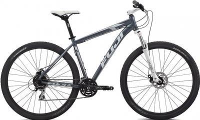 Велосипед Fuji Nevada 29 1.7 Disc (19, Dark Gray, 2014) - общий вид
