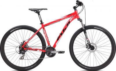 Велосипед Fuji Nevada 29 1.9 Disc (19/M, Red, 2014) - общий вид