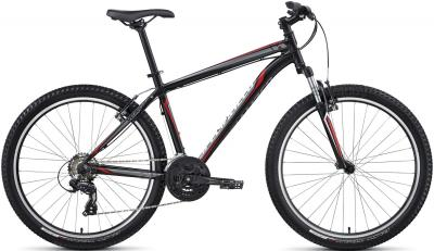 Велосипед Specialized HardRock (XL, Black-Red-White, 2014) - общий вид