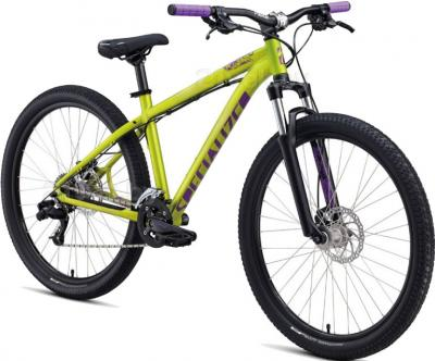 Велосипед Specialized P Street 1 (L/19, Green-Purple, 2014) - общий вид