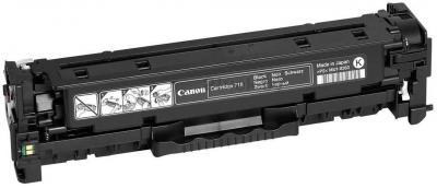 Тонер-картридж Canon 718 Dual (Black) - общий вид