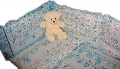 Комплект в кроватку Ночка Малютка 5 - общий вид