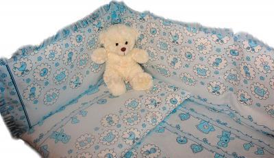 Комплект в кроватку Ночка Малютка 3 - общий вид