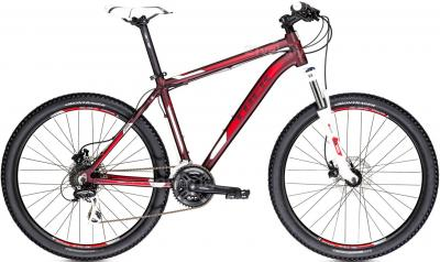 Велосипед Trek 3900 Disc (19.5, Red, 2014) - общий вид
