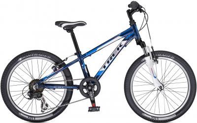 Детский велосипед Trek MT 60 Boy's (20, синий, 2014) - общий вид