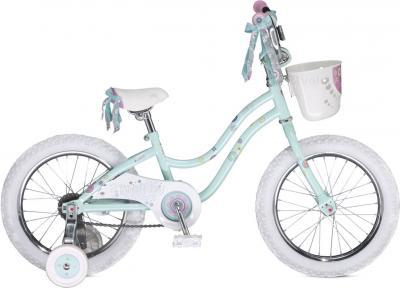 Детский велосипед Trek Mystic 16 Girl's (16, Green, 2014) - общий вид