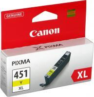 Картридж Canon CLI-451XLY -