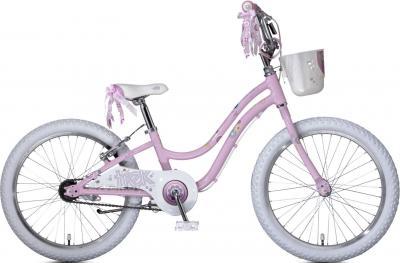 Детский велосипед Trek Mystic 20 Girl's (20, Pink, 2014 ) - общий вид