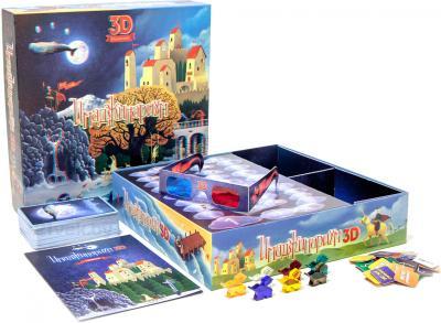 Настольная игра Stupid Casual Имаджинариум 3D - комплект
