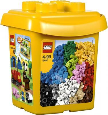 Конструктор Lego Bricks & More Набор для творчества (10662) - упаковка