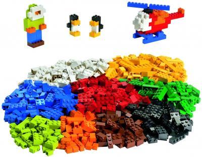 Конструктор Lego Bricks & More Основные элементы (6177) - общий вид