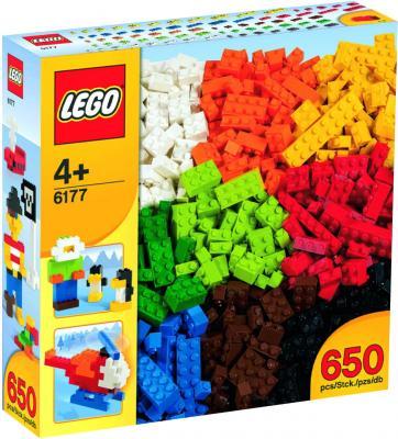 Конструктор Lego Bricks & More Основные элементы (6177) - упаковка
